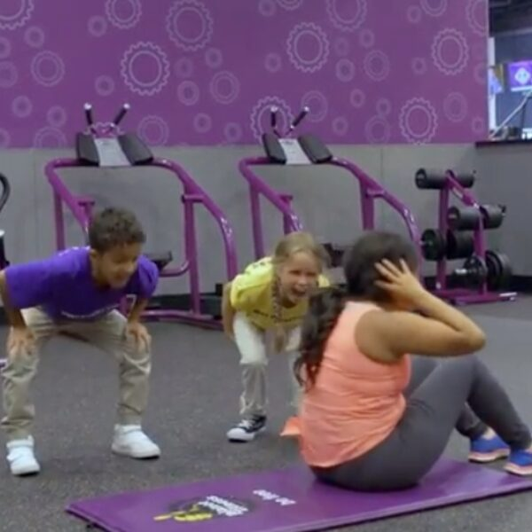Planet Fitness, Hill Holliday Promote 'Kid Kindness'