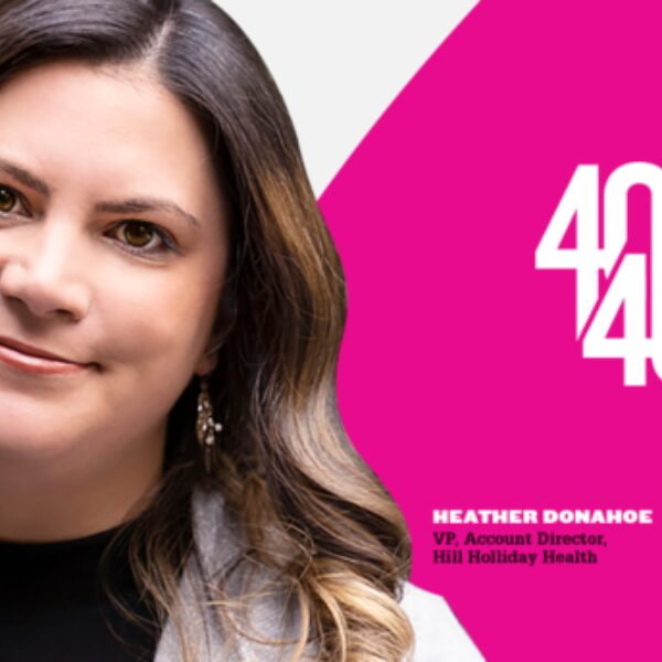 Heather Donahoe Named to MM&M 40 Under 40