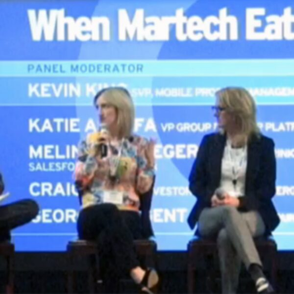 Martech Is Closer To The C-Suite