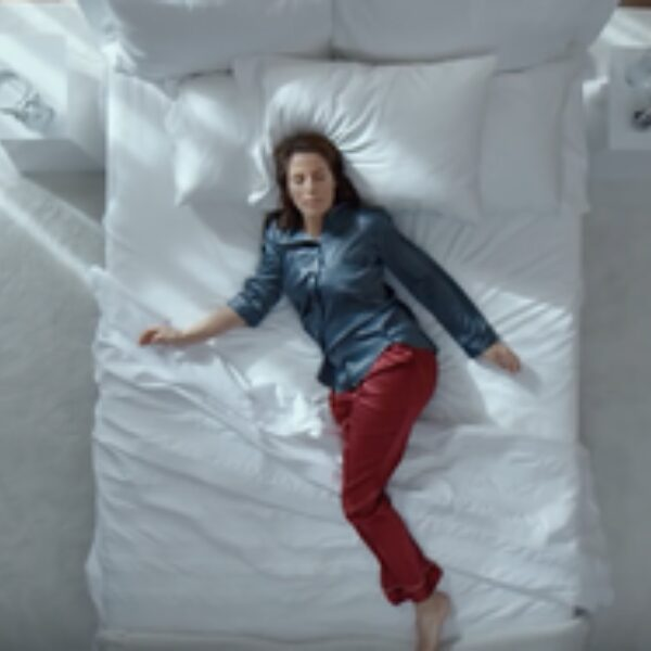 Tempur-Pedic Links Good Sleep to Inspiring Life