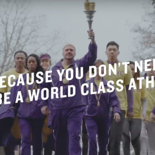 Planet Fitness Sponsors A Different Sort Of 'Olympian'