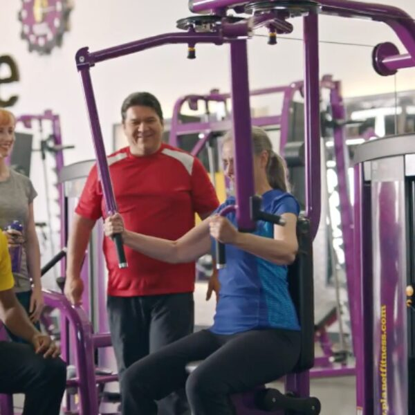 You Won't Meet These Obnoxious Gymgoers At Planet Fitness