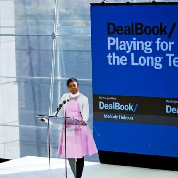 Mellody Hobson Says the Time for Corporate Diversity Is Now